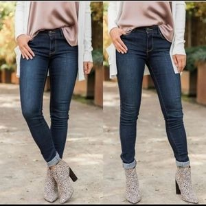 Pink Lily Skinny Jeans